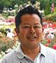 河合 伸志さん(バラ育種家、NHK「趣味の園芸」講師)