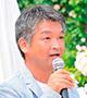 小山内 健さん(ローズソムリエ、NHK「趣味の園芸」講師)