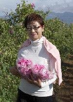 2017年 バラ美容deエイジングケア ~バラの美のパワーで、心も肌も美しく~