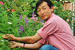 村上敏(NHK「趣味の園芸」講師、京成バラ園ヘッドガーデナー)