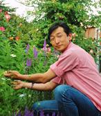 村上 敏(京成バラ園 ヘッドガーデナー、NHK「趣味の園芸」講師)